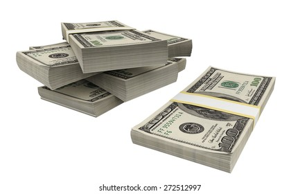 3D. Currency, Wealth, Paper Currency.