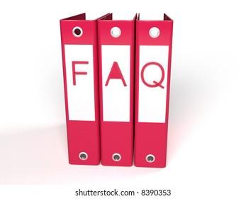 3d faq folders