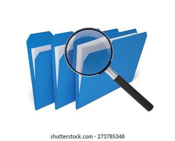 3D. File, Data, Symbol.