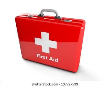 3d first aid box