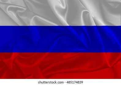 3D Flag of Russia