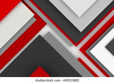3D generated colorful abstract illustration as background
