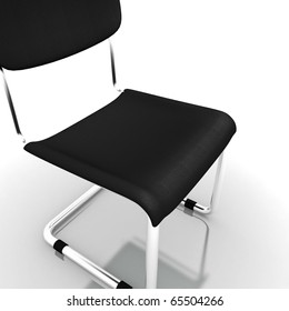 3d image of a modern chair