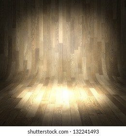 3d image of wood parquet background