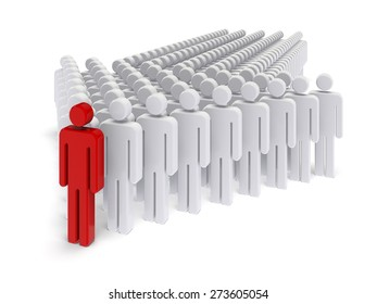3D. Leadership, Order, People.