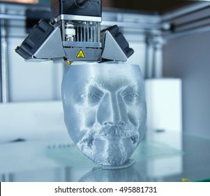3D Printer (FDM). Fused deposition modeling is an additive manufacturing technology commonly used for modeling, prototyping, and production applications.