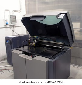 3D Printer (Polyjet). PolyJet is a 3D printing technology that produces smooth, accurate parts, prototypes and tooling.
