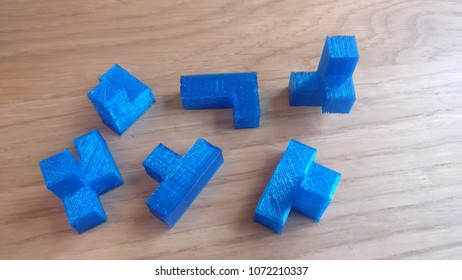 3d printing cube puzzle