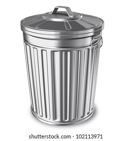 Trash Can Images Stock Photos Vectors Shutterstock