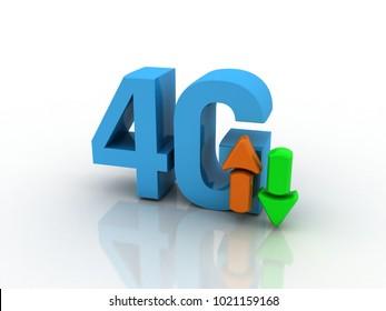 3d rendering 4G