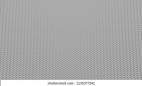 The 3d rendering of Abstract blue background