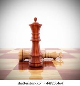 3D Rendering Chess