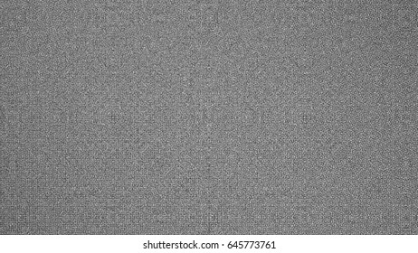 3D rendering illustration of a mosaic plasma highly detailed texture gray colored