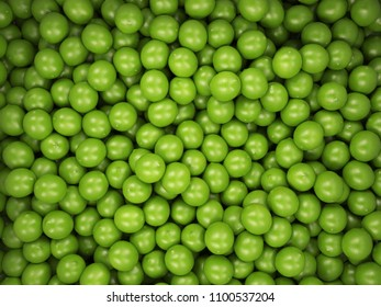 3D rendering limes background
