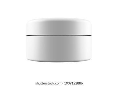 3D rendering mockup | 3D mockup White Cream Jar | 3d rendering mockup | 3D image - Shutterstock ID 1939122886