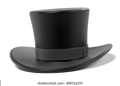 3d renderings of top hat