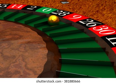 3d roulette and numbers