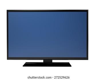 3D. Television, Liquid-Crystal Display, Computer Monitor.
