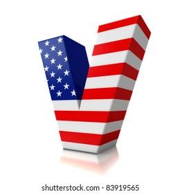 3d US letter for logos - V