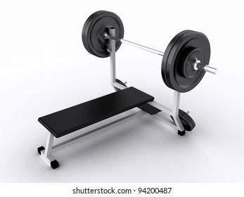 3D Weight Training Simulator