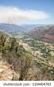 416 Forest Fire near Durango, Colorado