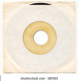 45rpm Vinyl Record in Sleeve.