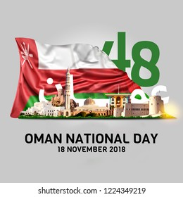 48 OMAN NATIONAL DAY