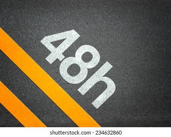 48 Service Delivery Service Express Road Asphalt