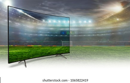 Smart Tv Banner Stock Photos, Images & Photography | Shutterstock