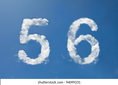 5 and 6 clouds number