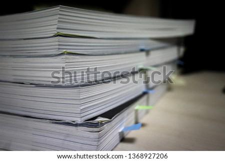 5 Books Study South Korea Stock Photo (Edit Now) 1368927206