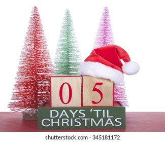 How Many Days Until Christmas Eve.Shopping Days Until Christmas Images Stock Photos Vectors