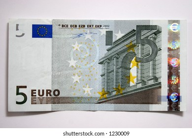 5 Euro Note Images Stock Photos Vectors