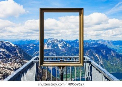 5 Fingers is a viewpoint platform in the Dachstein Mountains on Mount Krippenstein, Upper Austria. Five Fingers named of its hand like shape.