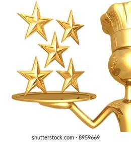 5 Star Restaurant Rating