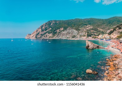 5 Terre Liguria, Italia