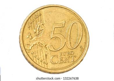50 Cent Euro Coin