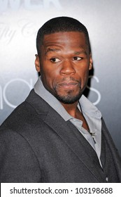 """50 Cent Launches New Men's Fragrance """"Power by 50"""" at Macy's, Lakewood, CA.  11-11-09"""