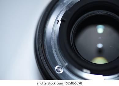 50 Millimetre prime lens for DSLR camera