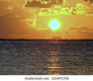 500px Photo ID: 190088879 - Sunrise captured from Maldives resort Cinnamon Dhonveli