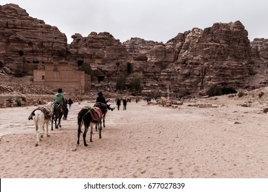 500px Photo ID: 74752499 - Beduins in Petra, Jordan