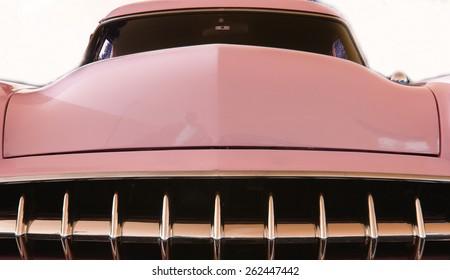 50's American Automotive Design