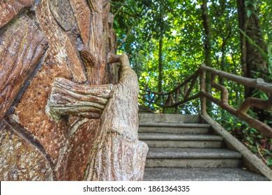530 gradas de naturaleza, Costa Rica
