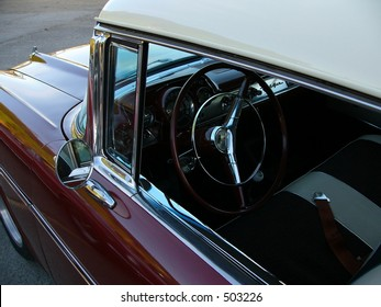 57 Chevy-view from driver-side door