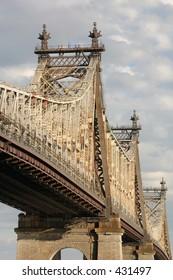 59th Street bridge from Manhattan into Queens