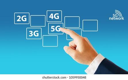 5g telecommunications technology