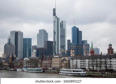 5th April 2018. Frankfurt Am Main, Germany. New European financial, fintech and insurtech capital after Brexit.