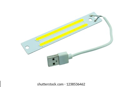 5v 5watt USB COB LED strip