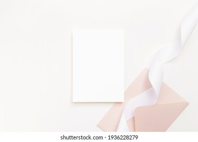 5x7 Card Mockup, Invitation Mockup, Wedding Mockup, Blank Card Mockup