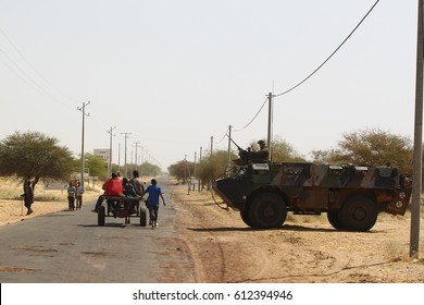 6 February 2013. Timbuktu, Mali. The Tuareg Rebellion of 2012 was an early stage of the Northern Mali conflict; from January to April 2012.